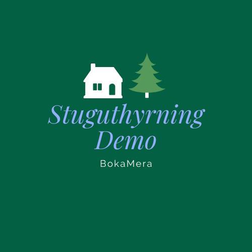 Demo Stuguthyrning