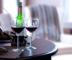 Nu erbjuder vi vinprovning. Välkommen!