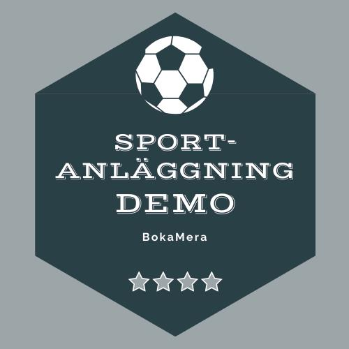 Demo Sportanläggning