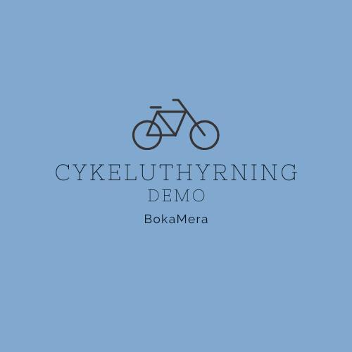 Demo Cykeluthyrning