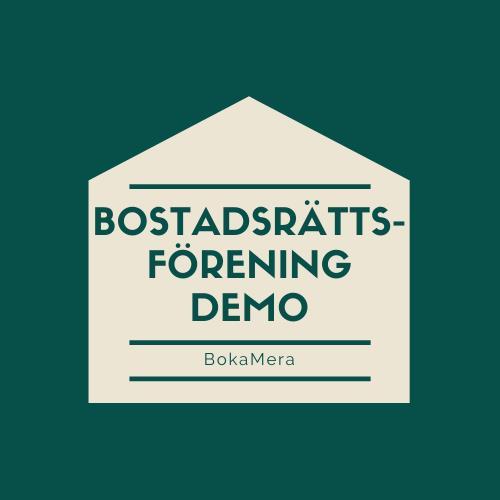 Demo BRF Hyttan Bostadsrättsförening