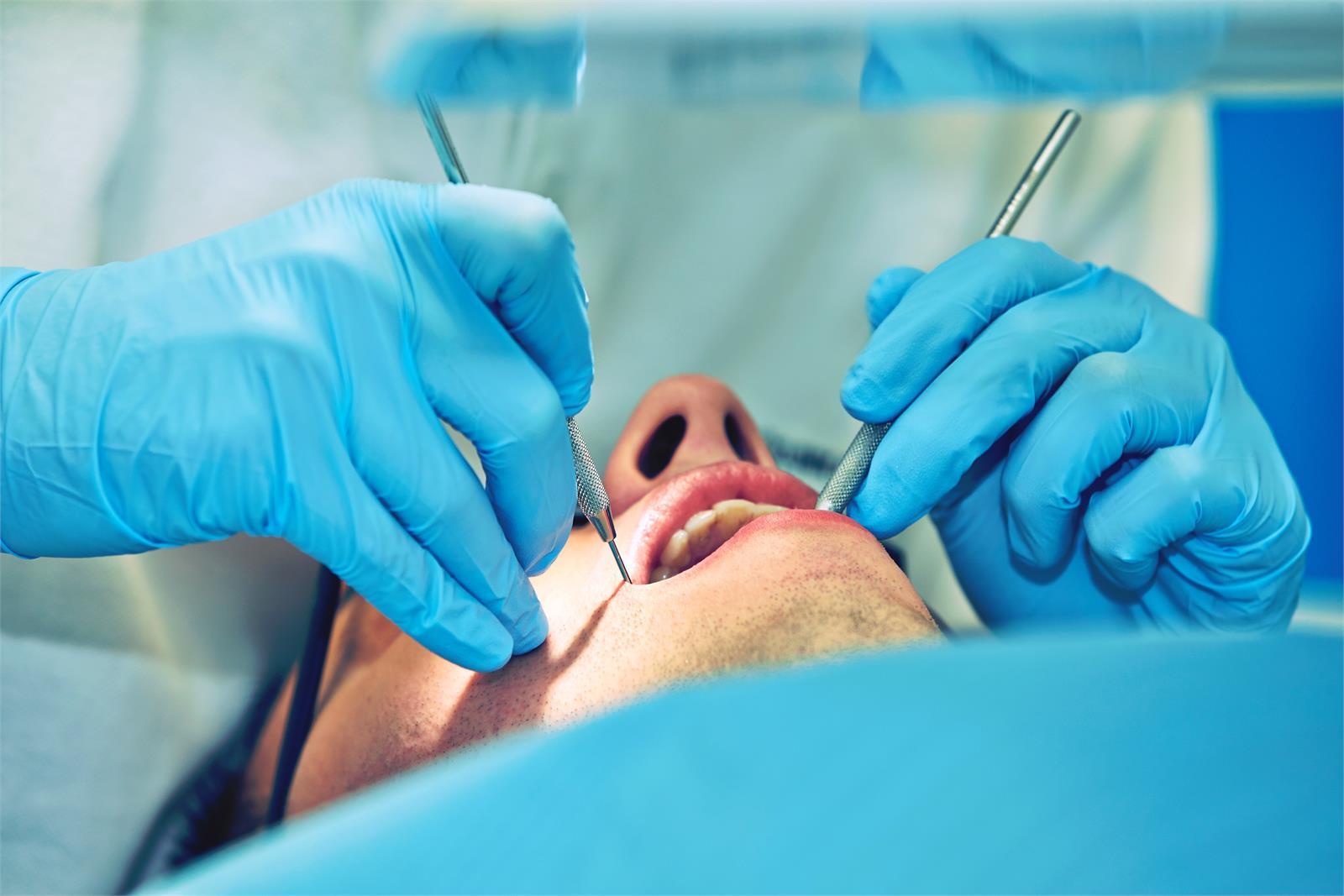 Välkommen till vår tandläkarcentral