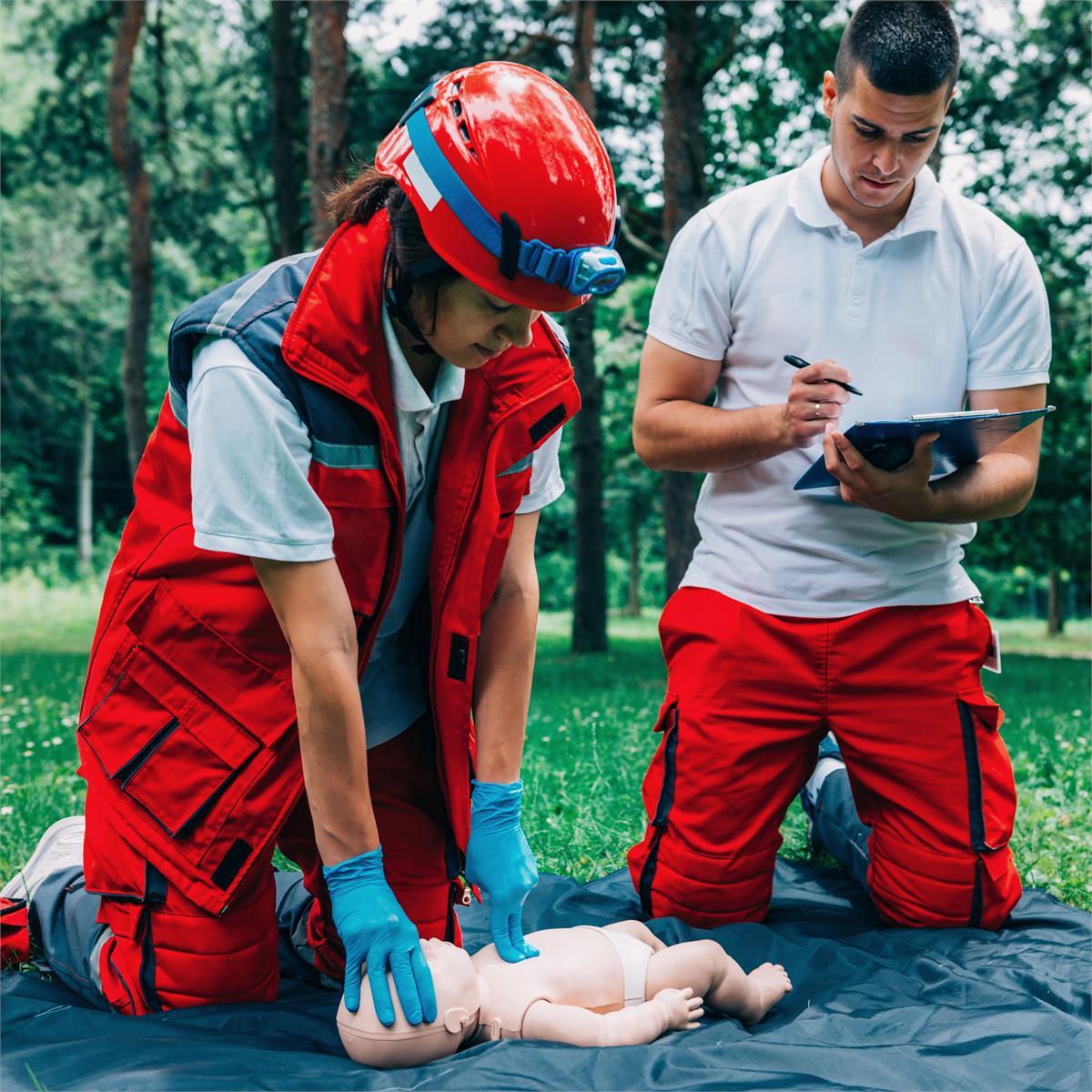 Välkommen till våra utbildningar och kurser inom räddningstjänsten.