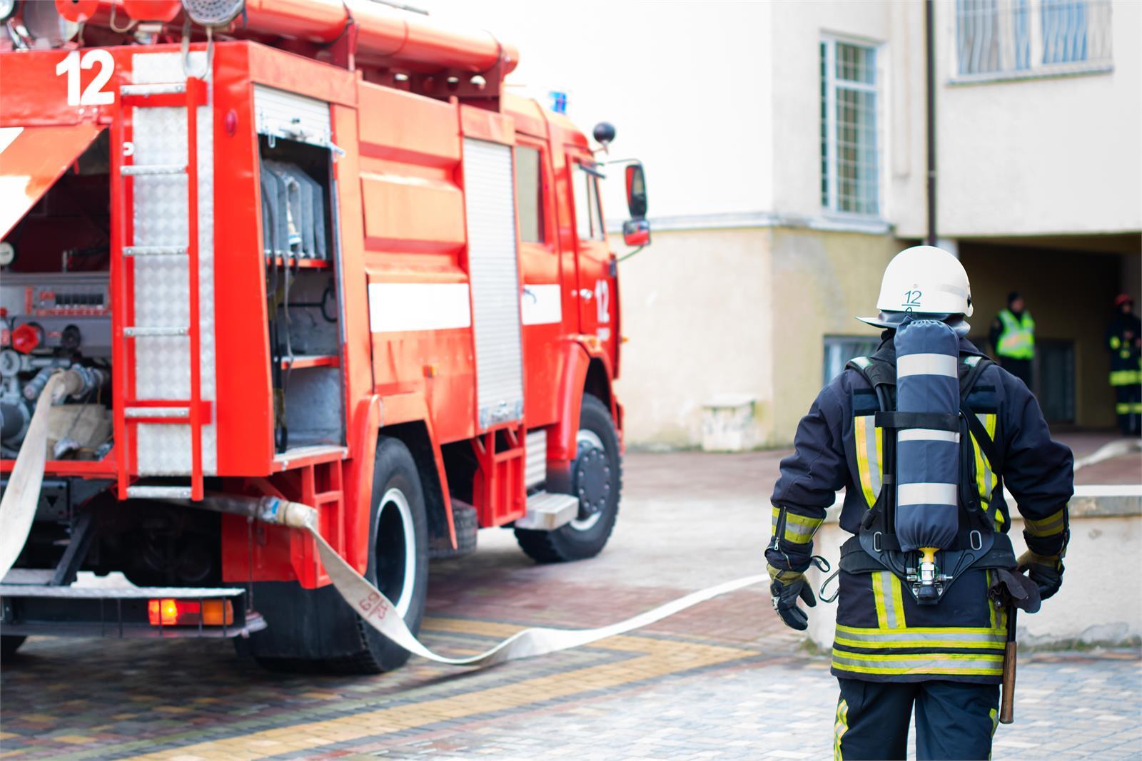 Demo Räddningstjänst för kurser och utbildning