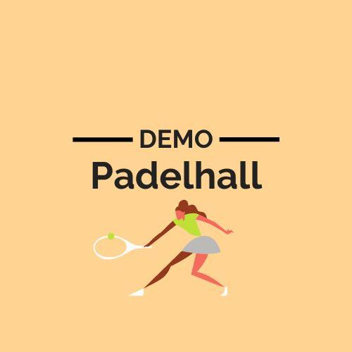Demo Padelhall