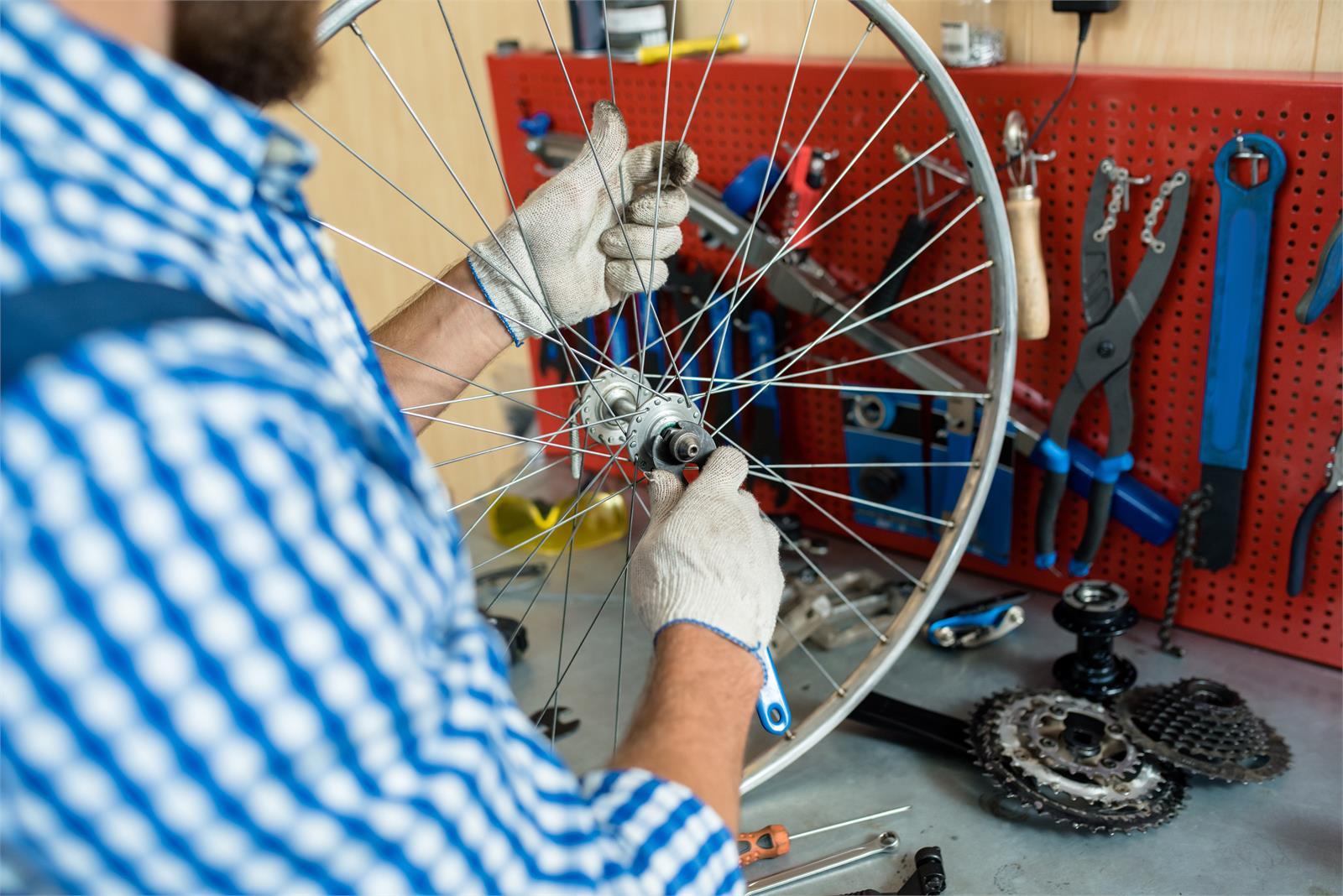Demo Cykelverkstad