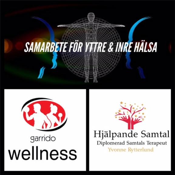 Nyhet - Samarbete för yttre & inre hälsa tillsammans med Garrido Wellness