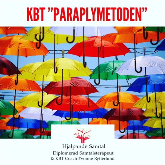 """KBT """"Paraplymetoden"""" - Boka tid för samtal"""