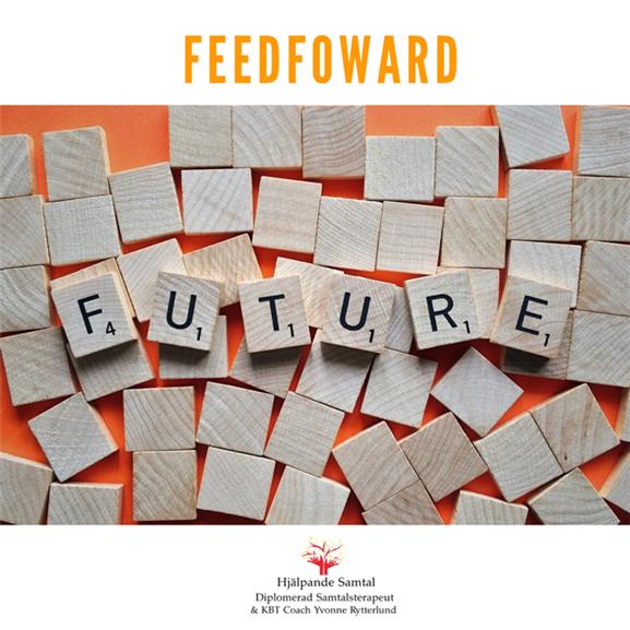 Feedback & Feedfoward - Vad använder du dig av?