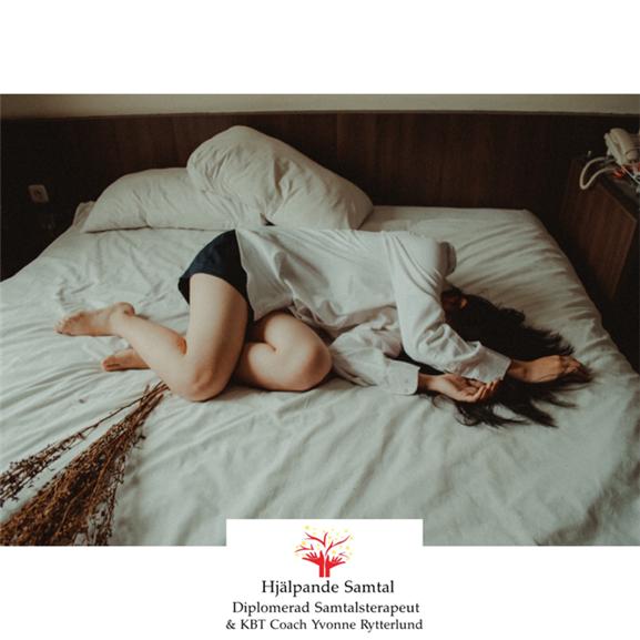 Boka tid för utmattningssyndrom eller utmattningsdepression