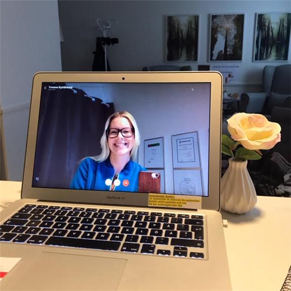 Boka samtal via Skype