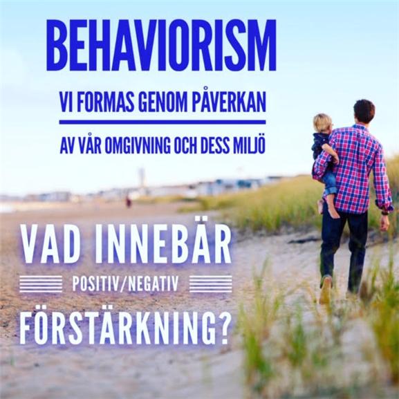 Behaviorism - Det mänskliga beteendet