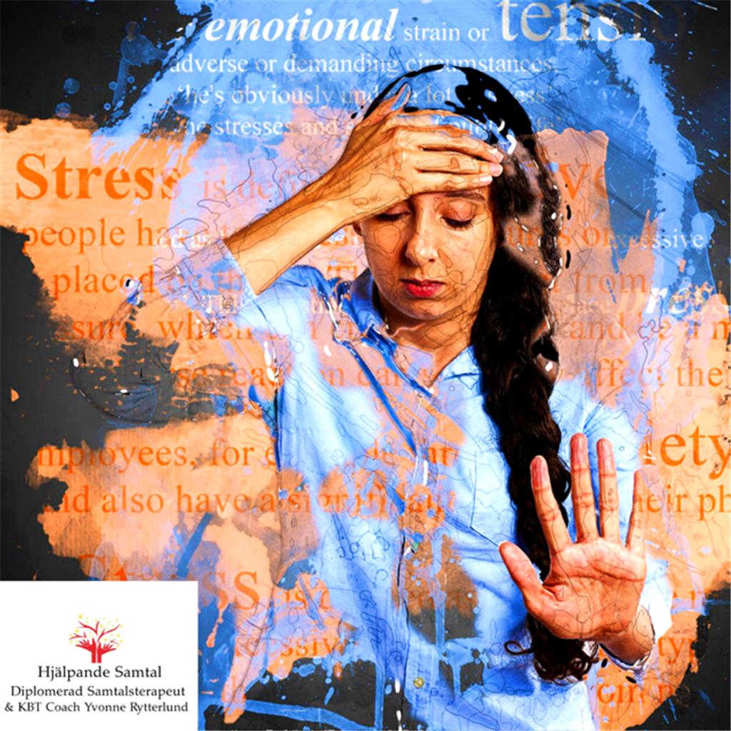 Stressad - Känner du inte längre igen dig?