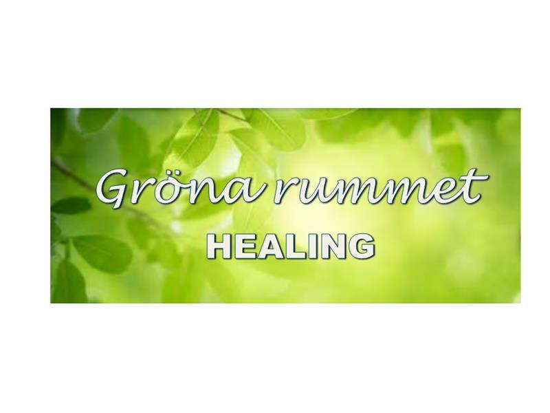 Gröna rummet - Healing