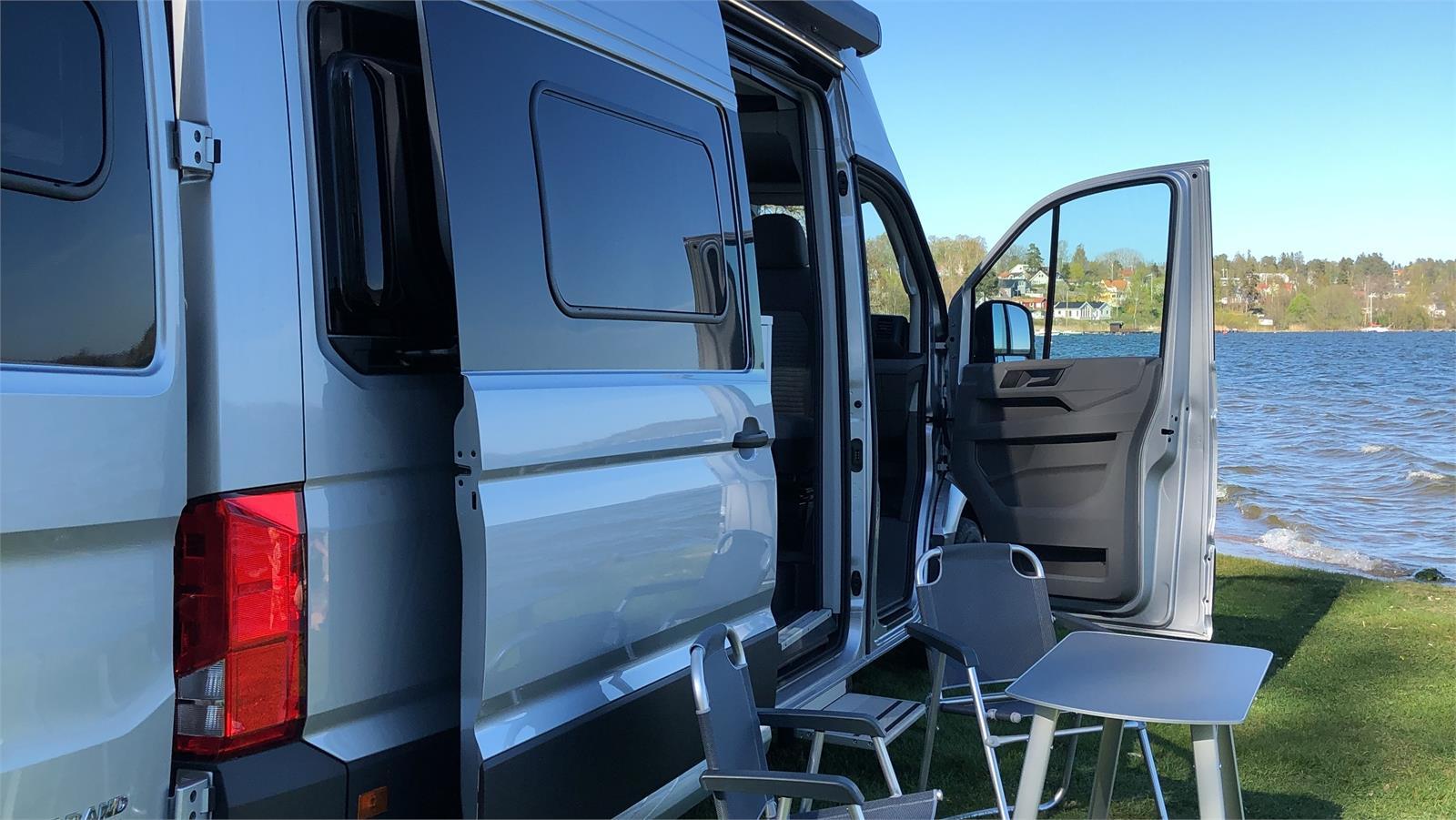 Europcar Sverige | VW Grand California uthyrning