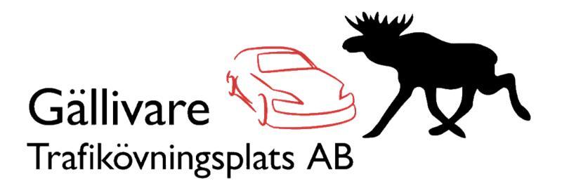 Gällivare Trafikövningsplats AB