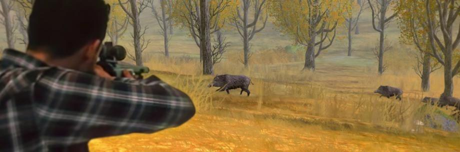 Jaktsimulator - Simway Hunt