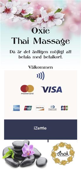 Nu kan du betala med kort