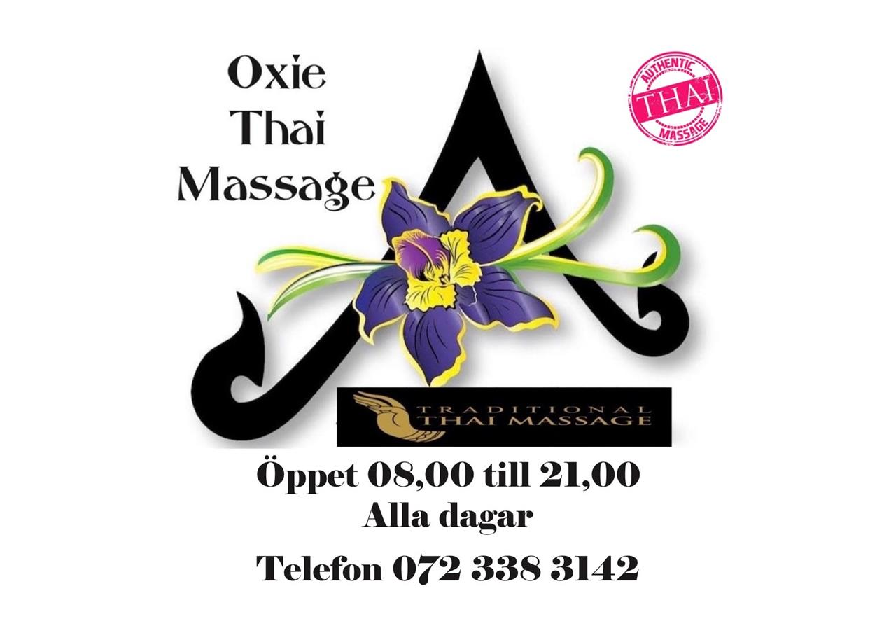 Oxie Thai Massage