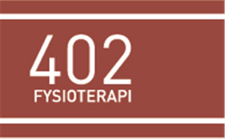 Fyrahundratvå AB - 402 Fysioterapi - Maja Söderholm